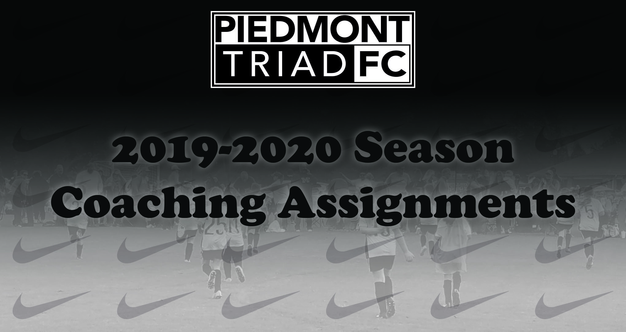 2019/20 PTFC Coaching Assignments