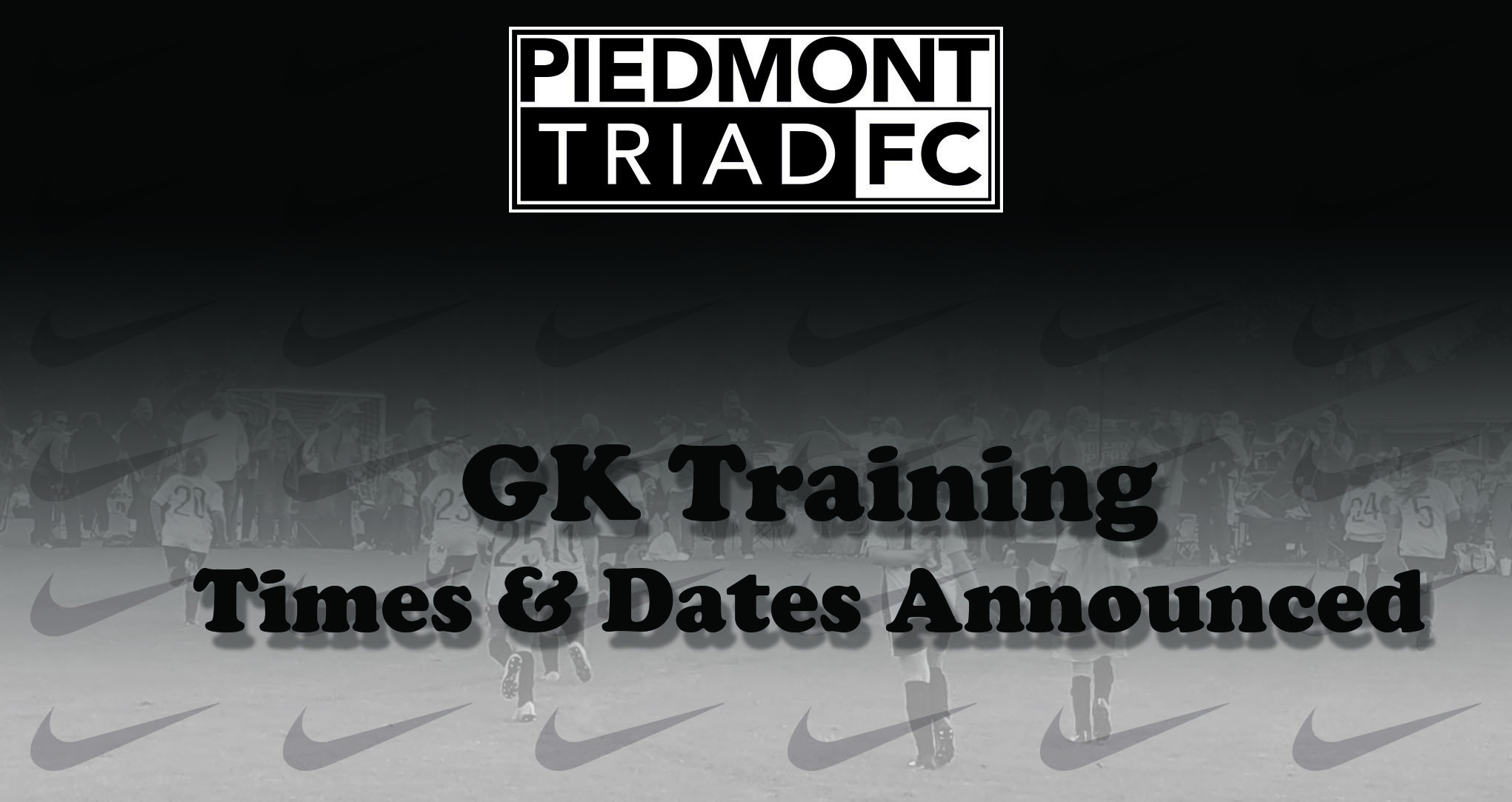 2019 Spring GK Training Dates