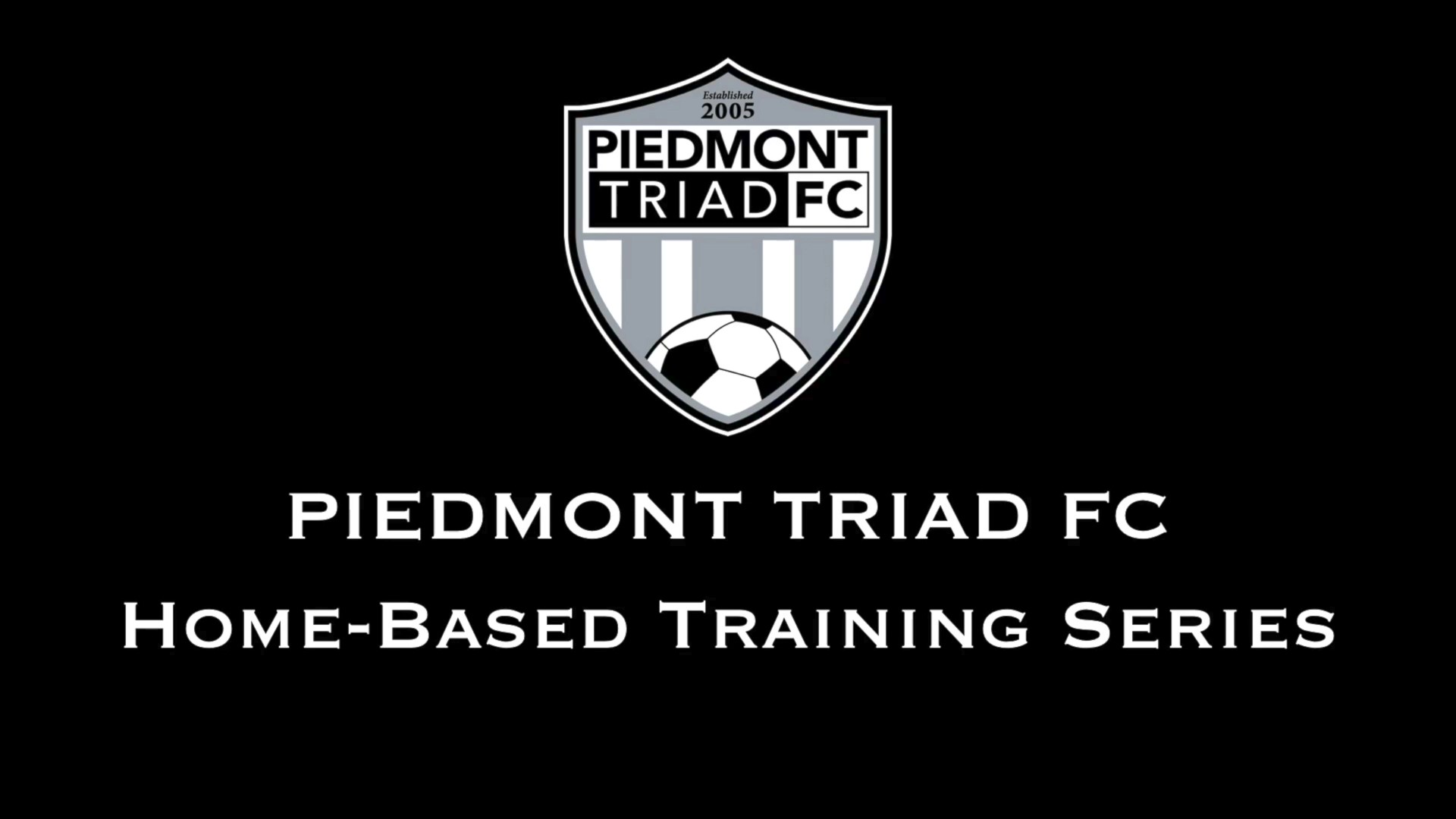 PTFC Home-Based Training