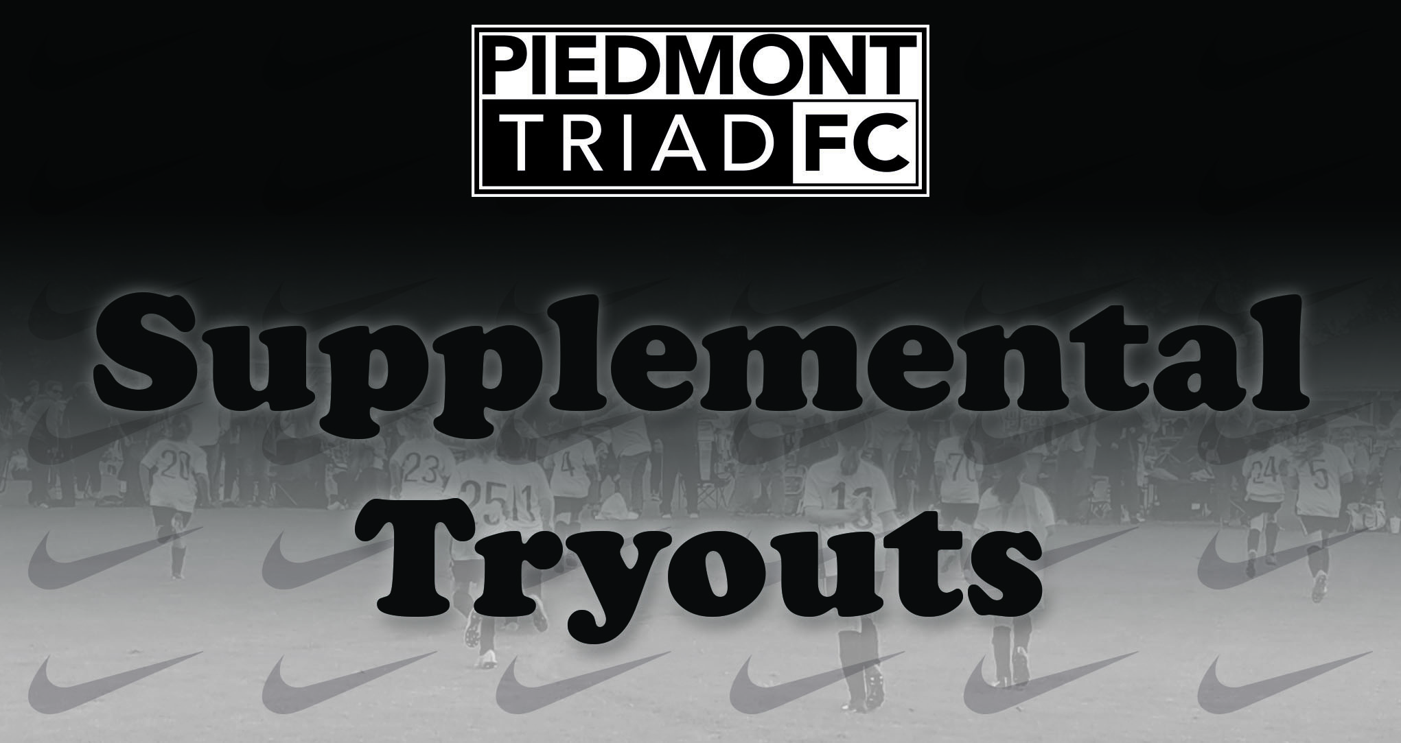 PTFC Supplemental Tryouts